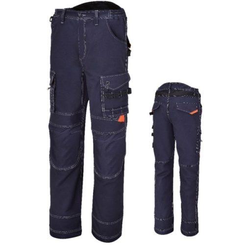 Pantaloni da lavoro multitasche7616BLBeta