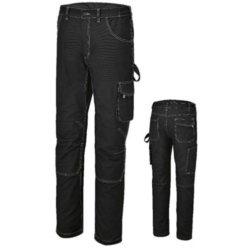 Pantaloni da lavoro elasticizzati